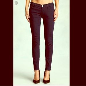 True Religion Casey black jeans size 25